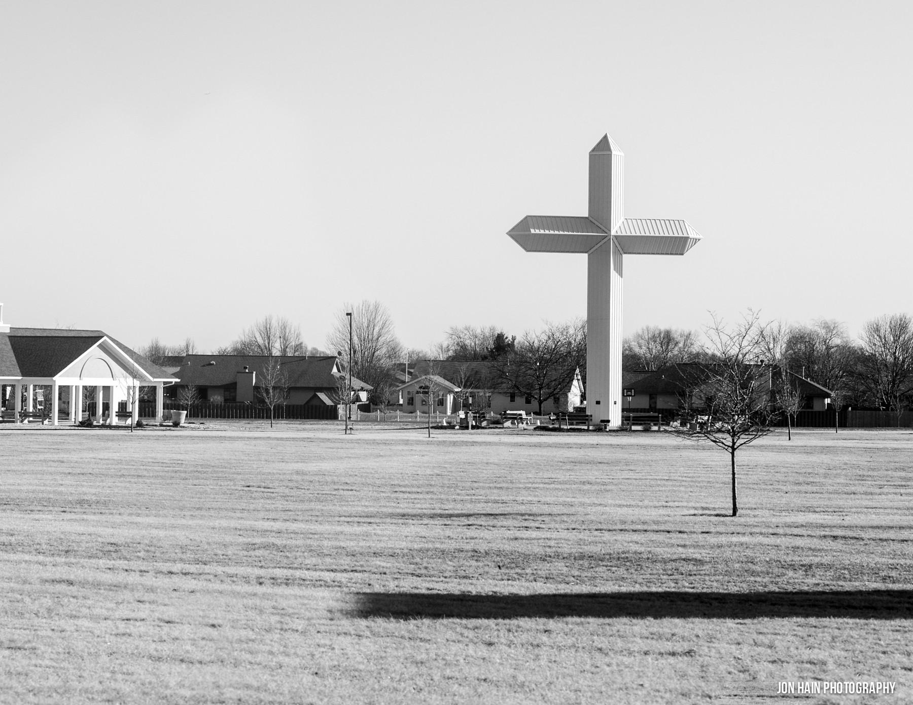 Cross in south eastern Wisconsin